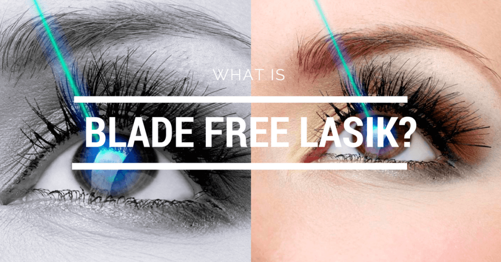 What is Bladefree Lasik