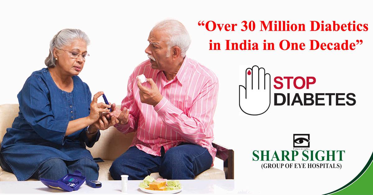 diabetics in India