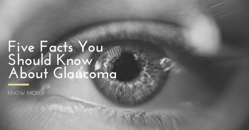 Five Facts You Should Know About Glaucoma