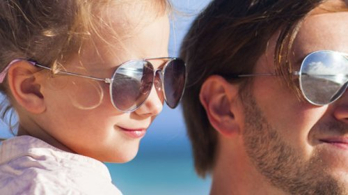 Wear UV Protected Sunglasses
