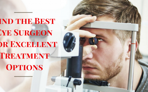 Find the Best Eye Surgeon for Excellent Treatment Options